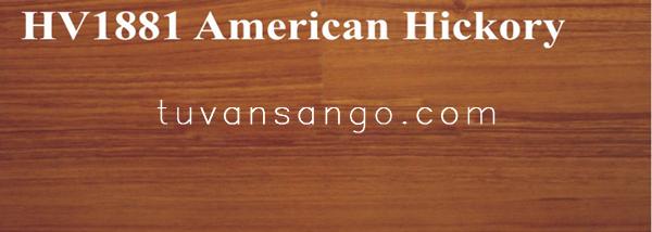 San go hormann HV-1881-American-Hickory