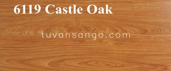 San go hormann HV-6119-Castle-Oak