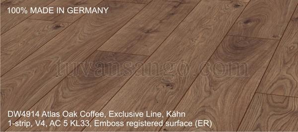 Sàn gỗ Kahn DW4914