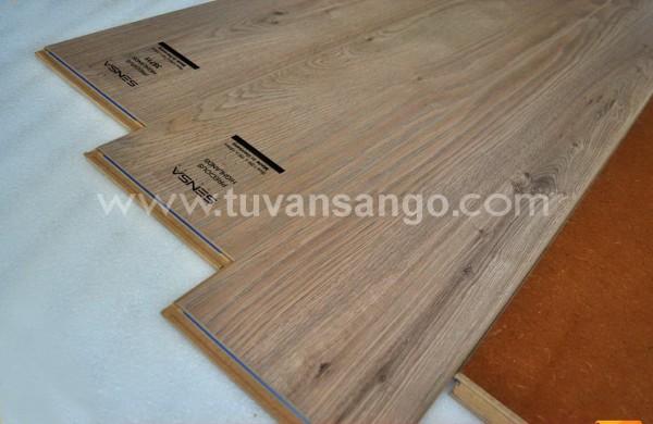 Sàn gỗ nhập khẩu Đức Sensa 28441