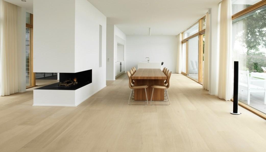 phong thủy cho sàn gỗ