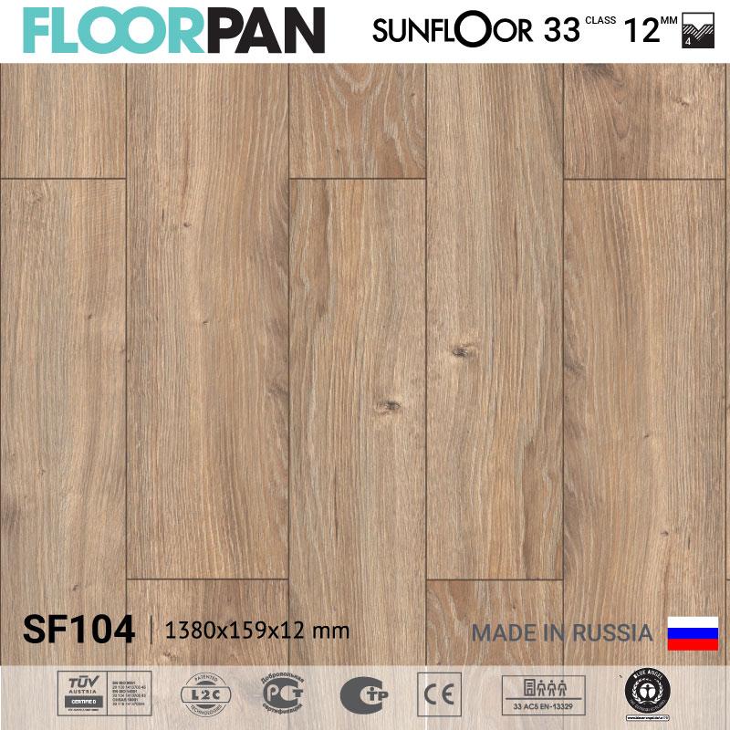 Sàn gỗ công nghiệp Floorpan SF104
