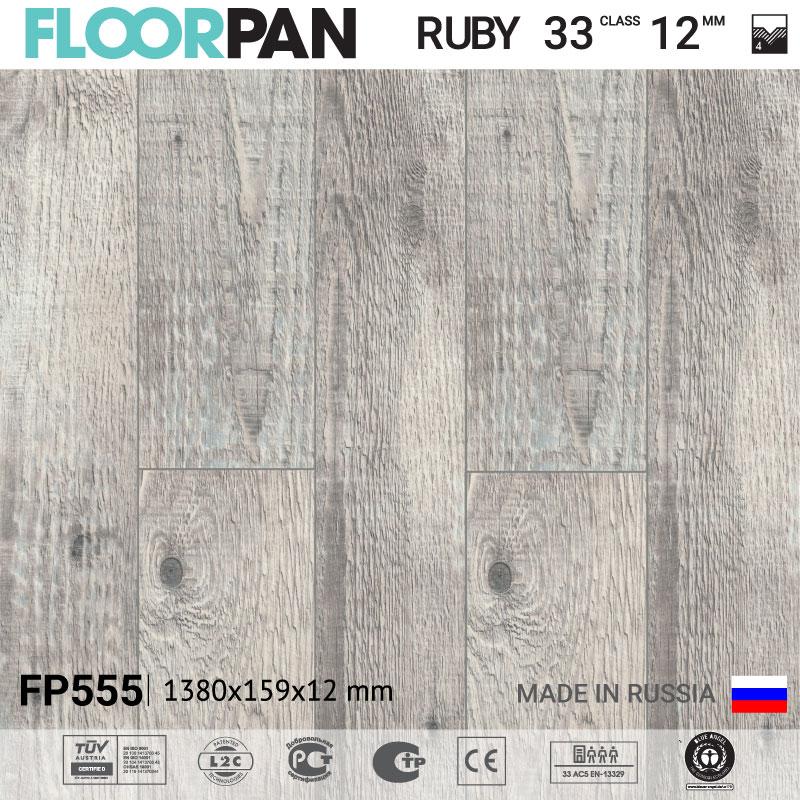 sàn gỗ công nghiệp floorpan 2 fp555