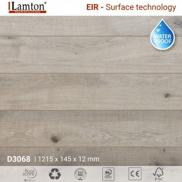 Sàn gỗ Lamton D3068